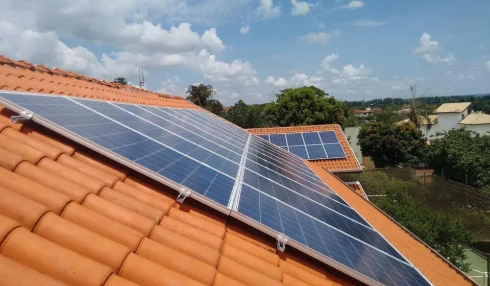 Como funciona a geração de energia solar